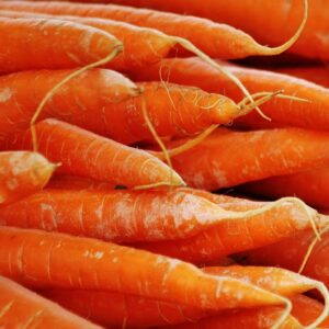 carrots, orange, vegetables