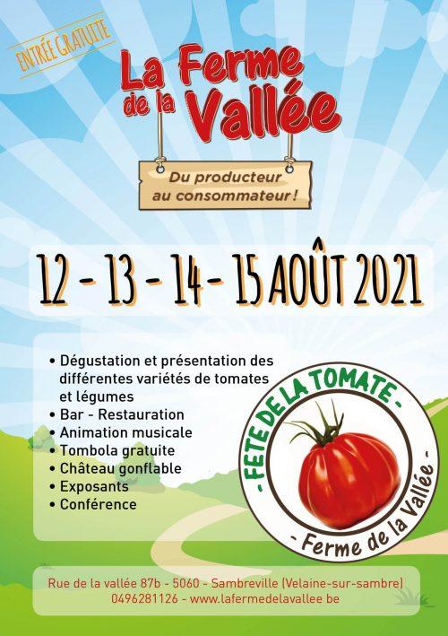 Fête de la tomate 2021